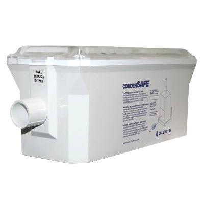 Collecteur et neutralisant de condensateur