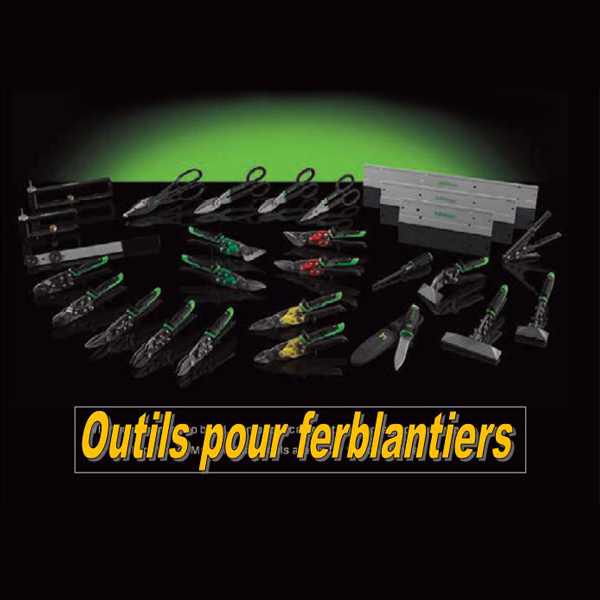 Outils pour ferblantier